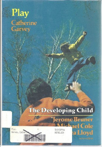Garvey: Play (Cloth) (The Developing child)