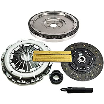 EFT HD CLUTCH KIT+FLYWHEEL 98-06 VW BEETLE GOLF JETTA GL GLS 2.0L MK4 AEG SOHC