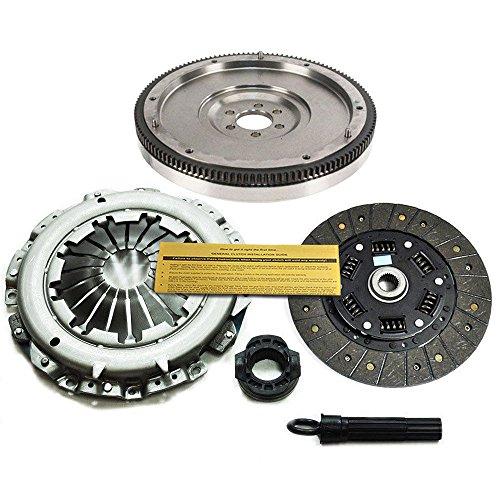 EFT HD CLUTCH KIT+FLYWHEEL 98-06 VW BEETLE GOLF JETTA GL GLS 2.0L MK4 AEG (Beetle Flywheel)