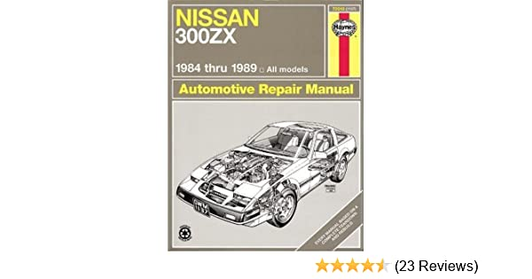 300zx service manual free