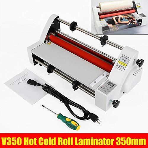 (Hot Cold Roll Laminator, 110V 13