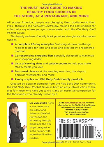 Flat Belly Diet! Pocket Guide: Introducing the EASIEST, BUDGET-MAXIMIZING Eating Plan Yet