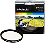 Polaroid Optics 46mm Multi-Coated UV Protective Filter