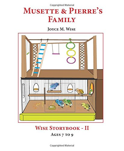 Download Musette & Pierre's Family: Wise Storybook II (Volume 2) PDF