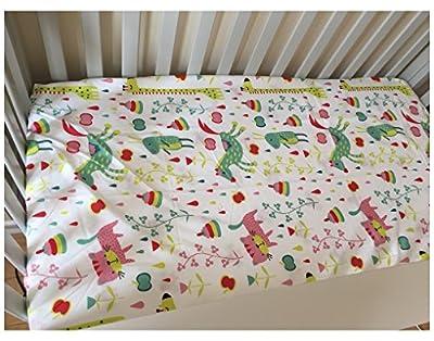 Mellanni Parent Toddler Sheet Set and Pillowcases