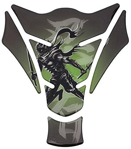R1200GS 3d 500981 Ninja Green - Protector de depósito de ...