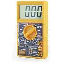Multimetro Digital, Hikari, HM1001, Amarelo