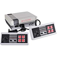 Retro Game Console, AV Output NES Console Built-in Hundreds of Classic Video Games