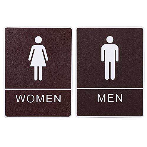 commercial bathroom signs - 3