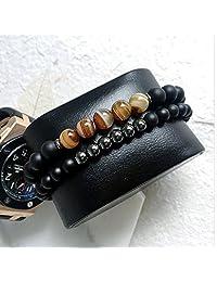 Mens Prayer Meditation and Protection Bracelets