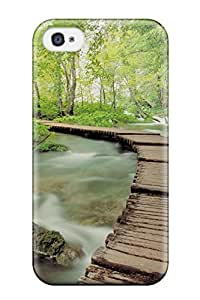 John Ramsey Snap On Hard Case Cover Amazing Scene Nature Protector For Iphone 4/4s