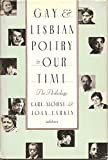 Gay and Lesbian Poetry in Our Time: An Anthology by Carl Morse (1988-09-01)