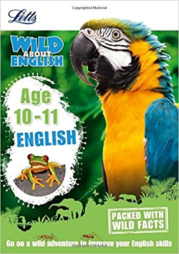 Book English Age 10-11 (Letts Wild About) by Alison Head (19-Dec-2014)