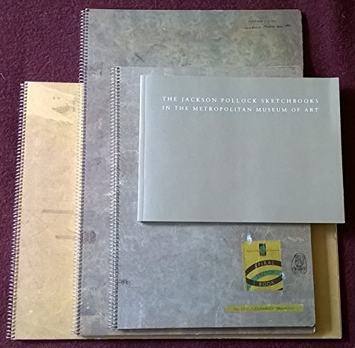 Descargar Libro The Jackson Pollock Sketchbooks In The Metropolitan Museum Of Art Nan Rosenthal