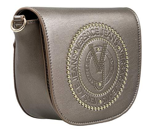 (Versace Jeans Women's Crossbody Bag No Size (Gunmetal))