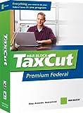Software : H&R Block TaxCut 2007 Premium Federal [OLD VERSION]