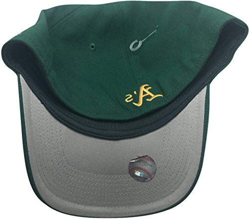 Amazon.com   Nike MLB Oakland Athletics Dri Fit One Fit Flex Hat   Sports    Outdoors 912fead5876d