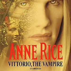 Vittorio, the Vampire Audiobook