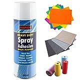 500ml Multi-Purpose Spray Adhesive Glue for Craft Carpet Foam Fabric Etc