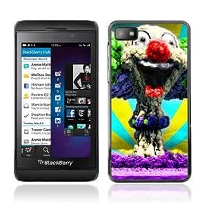 YOYOSHOP [Clown Explosion] Blackberry Z10 Case