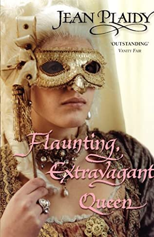 book cover of Flaunting, Extravagant Queen