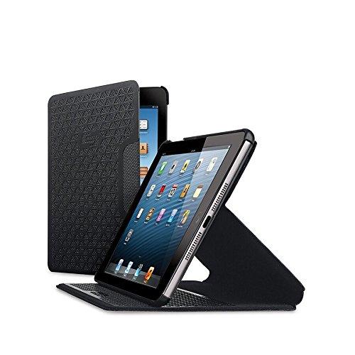 Solo Vector Slim Case for iPad   mini, Black, - Case Carrying Solo Vector
