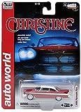 "Diecast 1958 Plymouth Fury \""Christine\"" 1/64"