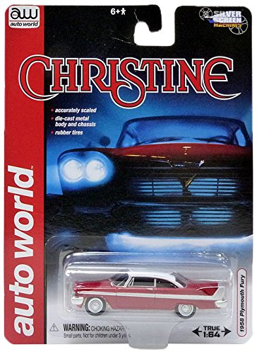 Diecast 1958 Plymouth Fury \