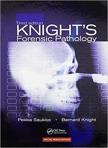 Knight S Forensic Pathology Saukko Knight S Forensic Pathology 9780340760444 Medicine Health Science Books Amazon Com