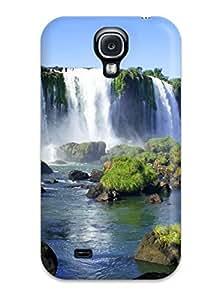 High Quality Iguazu Waterfalls Tpu Case For Galaxy S4