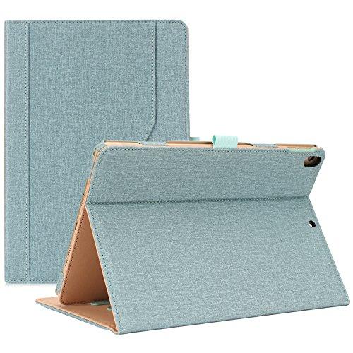 ProCase iPad Pro 10.5 Case - Vintage Stand Folio Case Cover