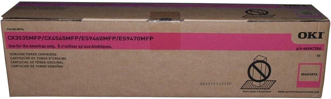 OKIDATA BR CX3535 1-SD YLD YELLOW TONER 44947305 by OKIDATA