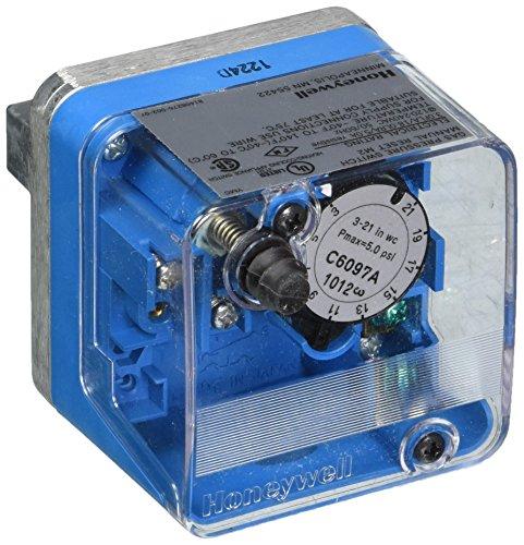 Honeywell C6097A1012 Pressure Switch
