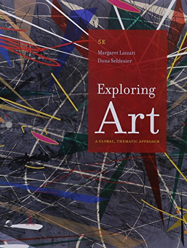 Bundle: Exploring Art, Loose-leaf Version, 5th + MindTap Art & Humanities, 1 term (6 months) Printed Access Card -  Margaret Lazzari, 5th Edition, CD-ROM