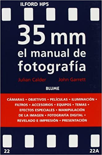 35 mm el manual de fotografa spanish edition