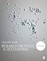 Research Methods in Accounting, 4th Edition