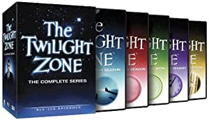 Twilight Zone, the (1959) - Complete Series
