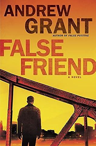 book cover of False Friend