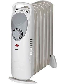 Radiador de Aceite Mini (700W): Amazon.es: Electrónica