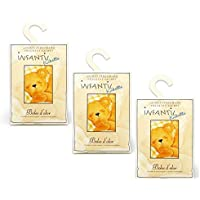 BOLES D'OLOR Pack of 3 Large Scented Sachet