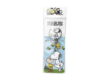Snoopy & Woodstock - Peanuts Llavero: Amazon.es: Juguetes y ...