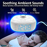 DreamCaster by Sharp Sound Machine Alarm Clock with
