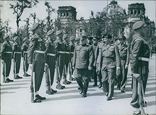 vintage-photo-of-a-photo-of-marshal-zhuhkov-accompanied-by-field-marshall-montgomery-inspected-the-g