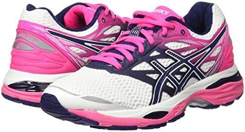 ASICS T6C8N0149, Zapatillas de Running para Mujer, Blanco (White / Indigo Blue / Hot Pink), 37 EU: Amazon.es: Zapatos y complementos