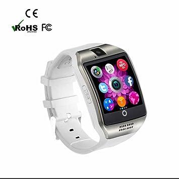 Reloj Inteligente Bluetooth Relojes Deportivo Smartwatch,Actividad Tracker,contador de pasos,Retroiluminación LED