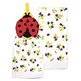 ladybug kitchen - Celebrate Spring Together Ladybug Tie-Top 26