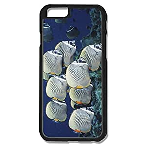 Favorable Butterfly Fish Sea Fish Animals Pc Case For IPhone 6