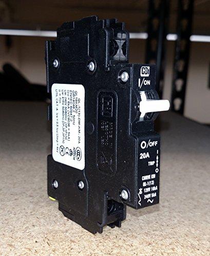 - CBI, QL-1-13-DM-KM-20, Circuit Breaker