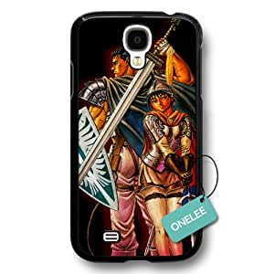 Onelee(TM) Japanese anime Berserk Logo Samsung Galaxy S4 Case & Cover - Black03