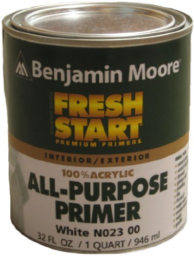 Benjamin Moore Qt Fresh Start - White